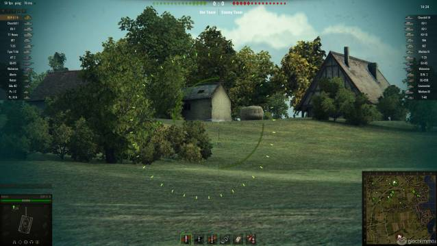 World of Tanks screenshots (7)