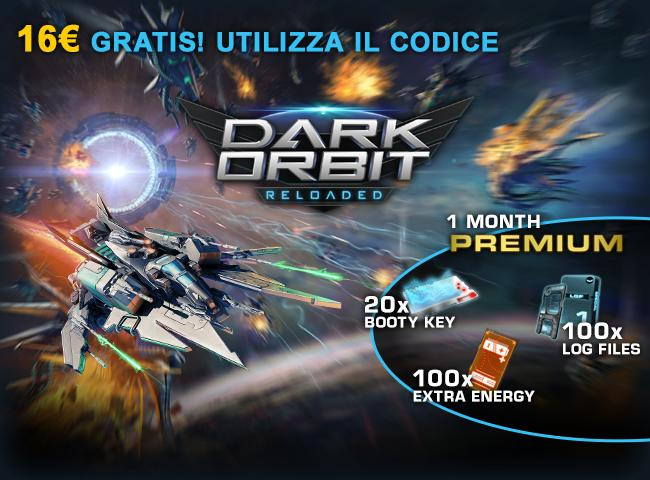 Dark Orbit Giveaway image - IT