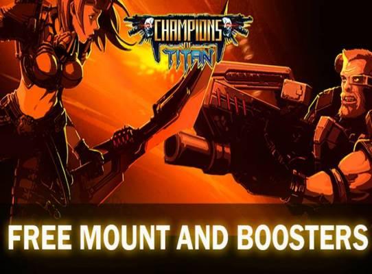 Champions of Titan è un MMORPG di fantascienza con lo stile di combattimento ad alta velocità tipico dei MOBA
