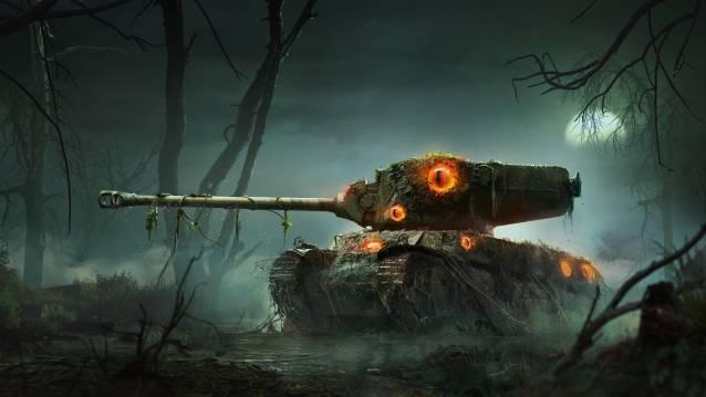 World of Tanks: Mercenaries.  World of Tanks l'aggiornamento 4.7
