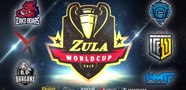 Zula World Cup 2018 - Zula WC 2018