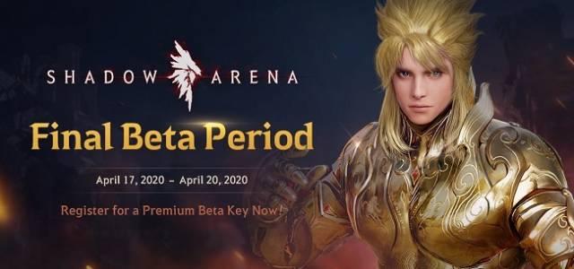 Shadow Arena Final Beta Key