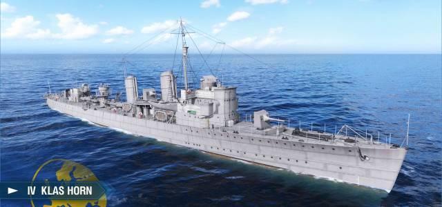 World of Warships con l'aggiornamento 0.9.3 - Avanti tutta con i cacciatorpedinieri europei in World of Warships