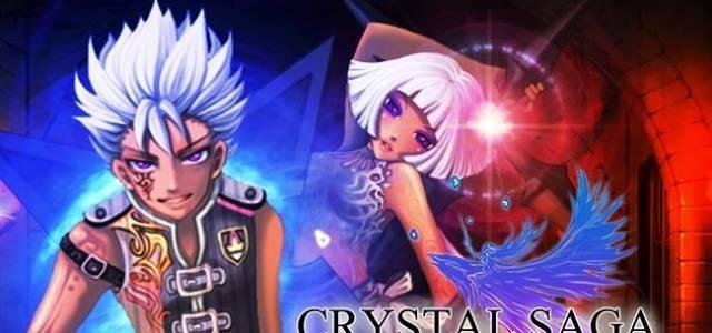 Crystal Saga giveaway GiochiMMO