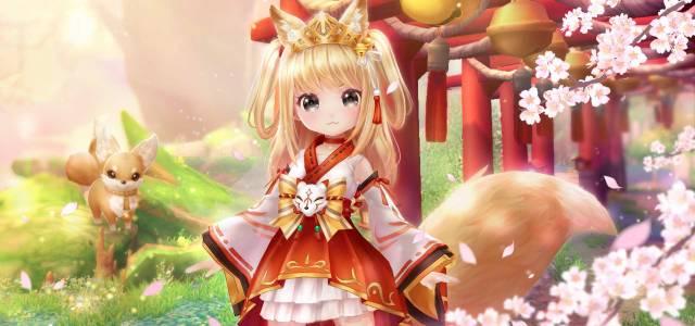 Twin Saga celebra il Sakura Blossom Festival con novità