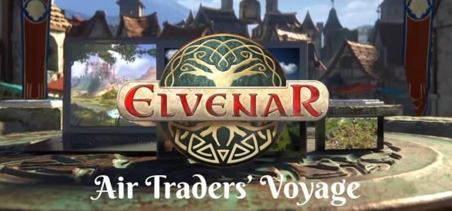 Evento estivo di Elvenar: Stanno arrivando i Mercanti Volanti