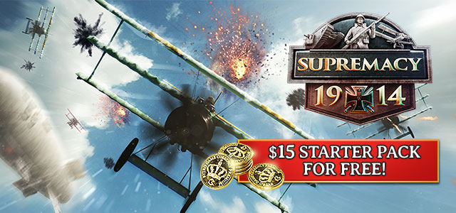 Account Premium Supremacy 1914