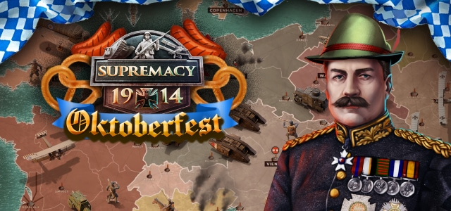 Supremacy 1914 Oktobe