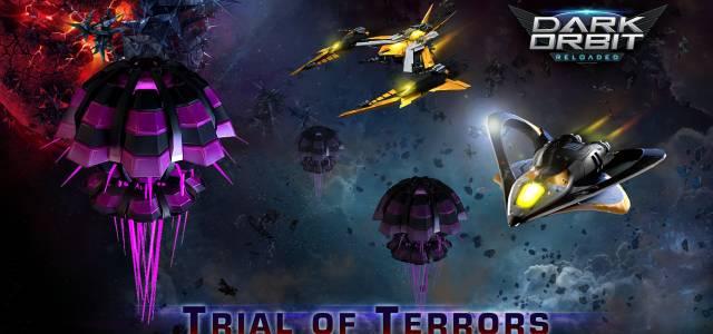 DarkOrbit Prova del Terrore