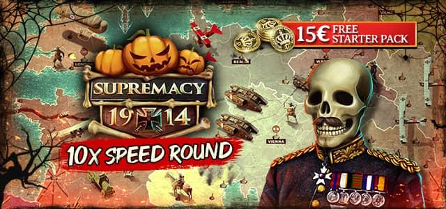 Halloween a Supremacy 1914 e l'evento Swift Strike per celebrare adeguatamente Halloween